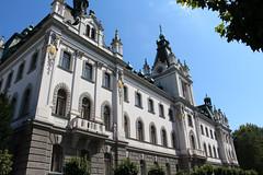 Ljubljana - Kranjski deželni dvorec / Univerza v Ljubljani