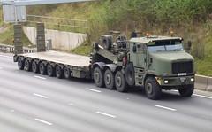 HF04AAX (47604) Tags: hf04aax british army lorry truck stgo3 heavy haulage