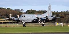140118 (PrestwickAirportPhotography) Tags: egpk prestwick airport rcaf canada air force lockheed cp140 aurora 140118