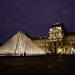 Louvre Palace and Pyramid