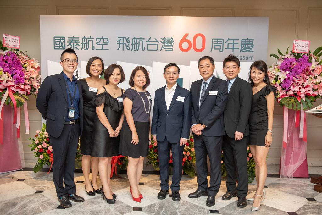 20190621國泰航空飛航台灣60周年慶-14