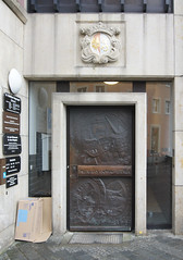 Obstmarkt 3, Bamberg (kate223332) Tags: bamberg bavaria germany door entry gateway portal deutschland