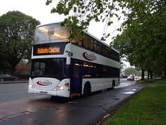 SN57DBV (ee20213) Tags: bullockscoaches bullocks princessparkway a5103 lothianbuses omnicity scania sn57dbv bus
