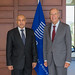 WIPO Director General Francis Gurry Meets Oman's  Undersecretary, Ministry of Commerce and Industry