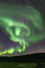 Iceland (Kjartan Guðmundur) Tags: iceland ísland auroraborealis northernlights norðurljós nightscape nocturne nightphotography nordlys nature nasa night landscape sky stars outdoor arctic canoneos5dmarkiv sigma14mmf18art kjartanguðmundur