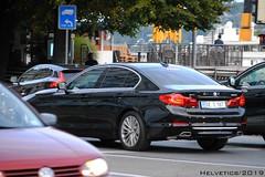 BMW 5-Series - Switzerland, diplomatic plate (Helvetics_VS) Tags: licenseplate switzerland geneva diplomaticplate maldives