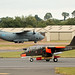 OV10 Bronco and C27J Spartan - RIAT 2019