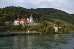 IMGP7788 (Alvier) Tags: österrreich wachau stift melk donau donaufahrt schifffahrt schiff fluss strom