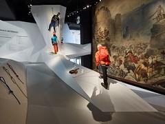 Muzeum horolezectví Turnov (hipposdesign.com) Tags: hipposdesign muzea horolezectví expozice turnov černá bílá