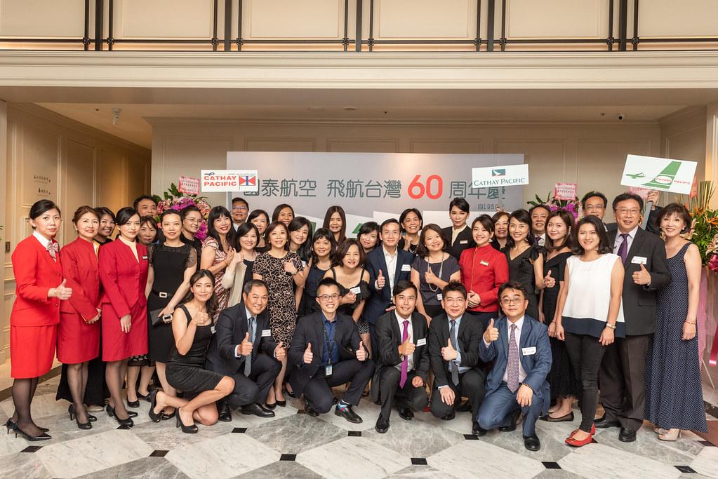 20190621國泰航空飛航台灣60周年慶-20