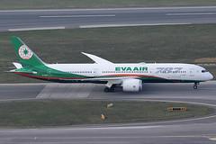 EVA Air Boeing 787-9 B-17885 (c/n 42118) (Manfred Saitz) Tags: vienna airport schwechat vie loww flughafen wien eva air boeing 7879 789 b789 b17885 breg