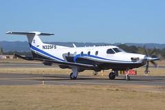 N325FS (LAXSPOTTER97) Tags: n325fs pilatus pc12 pcxii 47 cn 746 associated monetary consultants inc aviation airport airplane khio