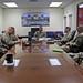 38th Air Defense Artillery Brigade leaders meet with deputy commander, Joint Region Marianas in Guam