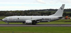 169426 (PrestwickAirportPhotography) Tags: egpk prestwick airport usn united states navy boeing p8a poseidon 169426 nas whidbey island