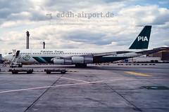 Pakistan Cargo, AP-AWU (timo.soyke) Tags: boeing 707 b707 pia pakistan pakistancargo apawu aircraft plane airplane flugzeug