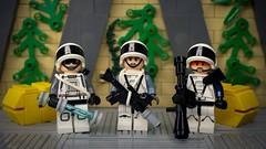 Elite Rebel Commandos (N-11 Ordo) Tags: starwars lego legomoc legostarwars legobuild legomania legobuilder n11ordo ordobuilds bricks purist figoff figbarf rebel moc legography yavin yavin4 minifigure minifig minifigures legominifigure