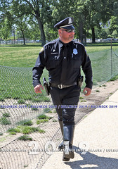 NPW '19 Wednesday -- 65 (Bullneck) Tags: milwaukeepolice spring federalcity washingtondc americana nationalpoliceweek nationalmall cops police uniform heroes macho toughguy biglug bullgoons motorcops motorcyclecops motorcyclepolice gun boots breeches