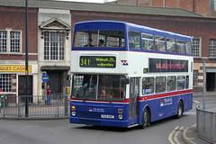 3023 - F23 XOF (Solenteer) Tags: travelwestmidlands westmidlandstravel 3023 f23xof mcw metrobus walsall