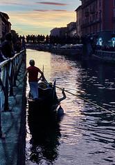 Naviglio (fabrizio6ilconte) Tags: milano milan italia italy naviglio gondola