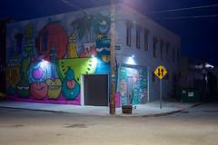 PA060936 (elsuperbob) Tags: detroit michigan easternmarket nightscenes emptyspaces emptystreets murals muralsinthemarket streetart
