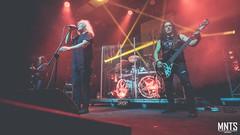 2019-09-29 Kat & Roman Kostrzewski live in Kraków - Legendy Metalu - fot. Łukasz MNTS Miętka-24
