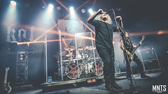 2019-09-29 Kat & Roman Kostrzewski live in Kraków - Legendy Metalu - fot. Łukasz MNTS Miętka-25