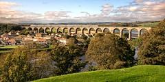 Royal Border Bridge, Berwick-upon-Tweed (odell_rd) Tags: royalborderbridge berwickupontweed train railway viaduct tweedmouth coth5
