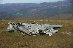 Take These Broken Wings (steve_whitmarsh) Tags: aberdeenshire scotland scottishhighlands highlands cairngorms wing tsagairtmor mountain hills landscape nature topic abigfave