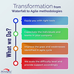 Transformation from Agile to Waterfall Methodologies (CarterAl) Tags: projectmanagement projectmanagers projects professionals consultancy con consultants business businessowners entreprenuers transformation trends agile waterfall