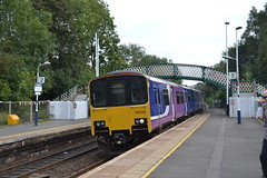 Northern Sprinter 150118 (Will Swain) Tags: hope station 14th september 2019 northern sprinter 150118 150 118 train trains rail railway railways transport travel uk britain vehicle vehicles england english europe transportation class