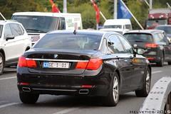 BMW 7-Series - Switzerland, diplomatic plate (Helvetics_VS) Tags: licenseplate switzerland geneva un