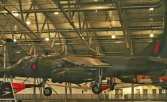Harrier Jump Jet (Steve Nimmons | Author) Tags: hawkersiddeley harrier jumpjet gr3 aviation flying plane aeroplane military inside national war museum duxford