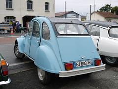 Citroën 2CV 4 1972 (929V6) Tags: ej608kh deuxchevaux