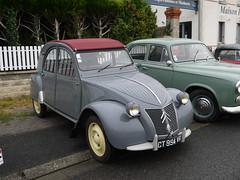 Citroën 2CV AZ 1957 (929V6) Tags: ct994vr deuxchevaux