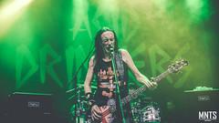 2019-09-29 Acid Drinkers live in Kraków - Legendy Metalu - fot. Łukasz MNTS Miętka 1-9