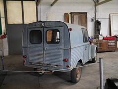 Citroën AK350 1967 (929V6) Tags: 958kg37 2cv deuxchevaux ak besteleend