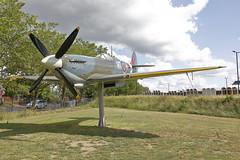 Royal Air Force Supermarine Spitfire TB288 (Rob390029) Tags: royal air force supermarine spitfire tb288 raf museum hendon london