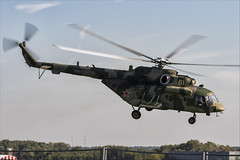 Mil Mi-8AMTSh - 01 (NickJ 1972) Tags: maks zhukovsky airshow 2019 aviation mil mi8 mi17 hip rf04472 61 yellow