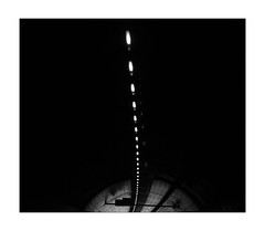 Postludium (Armin Fuchs) Tags: arminfuchs 6x7 tunnel darkness light niftyfifty