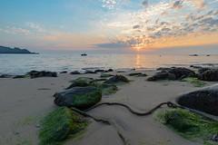 Pointe du Grouin - Cancale (allcats35) Tags: bretagne brittany landscape paysages cancale pointedugrouin leverdesoleil sunrise canon