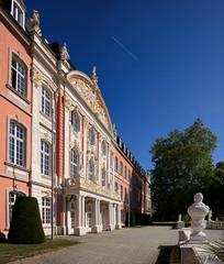 Trier - Kurfürstliches Palais (Grotevriendelijkereus) Tags: germany trier deutschland rheinlandpfalz building architecture barok baroque city town center historic palace palais palast residenz