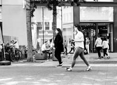 Cool (ost_jean) Tags: streetphotography belgium belgie belgique antwerp bw nikon d5300 tamron sp af 1750mm f28 xr di ii vc ld ostjean