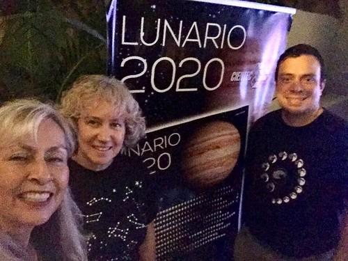 Presentación Lunario 2020