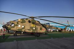 Mil Mi-8MTPR-1 - 02 (NickJ 1972) Tags: maks zhukovsky airshow 2019 aviation mil mi8 mi17 hip rf0405 25 yellow