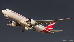 Air Mauritius A330N (Ramon Kok) Tags: 27l 3bnbv a330 a330900 a330neo a339 avgeek avporn airmauritius airbus airbusa330 airbusa330900 airbusa330900neo airbusa330neo aircraft airline airlines airplane airport airways aviation contrast egll england esso gb greatbritain heathrow heathrowairport lhr mau mk runway27l southernperimeterroad uk unitedkingdom hounslow engeland verenigdkoninkrijk