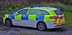 North Wales Heddlu Police Dogs Ford Mondeo Estate DK18 EUJ (sab89) Tags: north wales heddlu police dogs ford mondeo estate dk18 euj