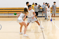 PZ20191008-126.jpg (Menlo Photo Bank) Tags: action athleticcenter upperschool fall conner menloschool classof2021 girl assembly game event boys photobypetezivkov gym smallgroup people students 2019 sports dodgeball atherton ca usa