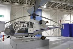 Royal Air Force Westland Gazelle XW855 (Rob390029) Tags: royal air force westland gazelle xw855 raf museum hendon london