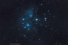 M45 (sparkdawg068) Tags: space weather nebula stars zwo texas redcat
