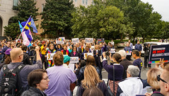 2019.10.08 SCOTUS Protest for LGBTQ Equality, Washington, DC USA 281 24017